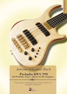 Preludio BWV 998