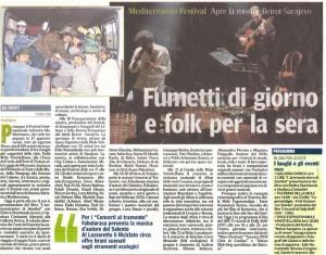 Corriere Adriatico 30.08.09