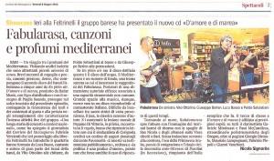Corriere del Mezzogiorno 08.06.12