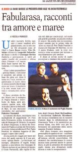 Gazzetta del Mezzogiorno 07.06.12