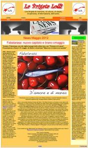 Bielle News-Maggio 2012