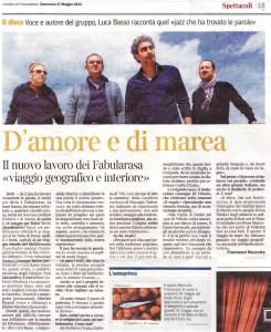 Corriere del Mezzogiono 27.05.12