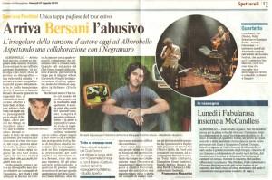 Corriere del Mezzogiorno 27.08.10