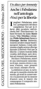 Gazzetta 13.02.05