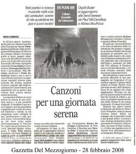 Gazzetta 28.02.08
