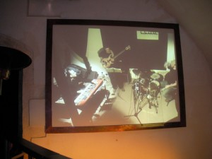 Phil Maturano, Ettore Carucci ed io, Petra 14/11/2009